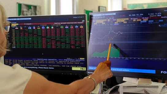 Dow leaps 306 points as worries over Italian political turmoil ease