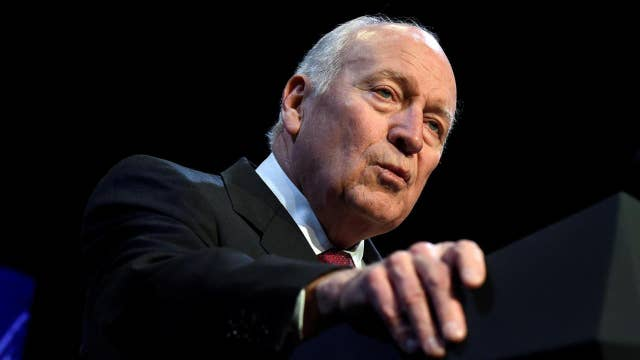 Dick Cheney: Fundamentally opposed Iran nuclear deal