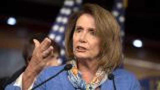 Nancy Pelosi mocks Trump for cancelling North Korea summit