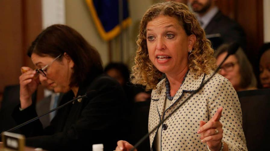The Federalist staff writer Bre Payton o the backlash over former DNC Chair Debbie Wasserman Schultz's comments on the NRA.