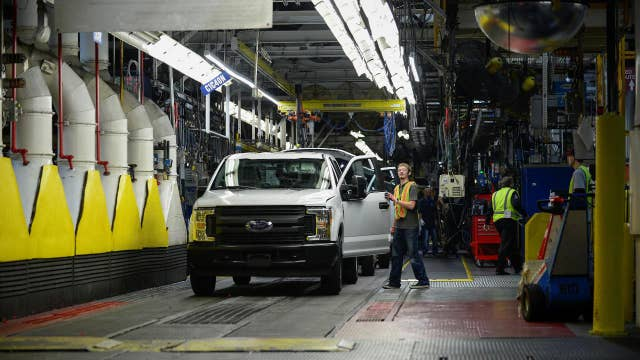 Ford CFO: Impact from F-150 halt should be short term