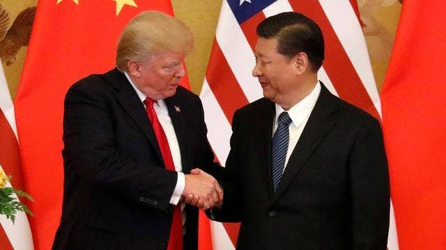 Trump's efforts to curb the trade deficit with China