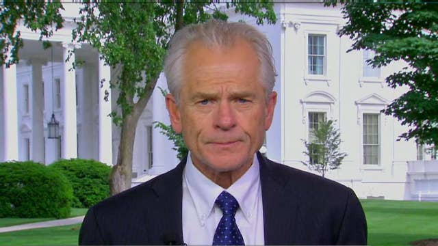 Trump's steel, aluminum tariffs are about national security: Peter Navarro