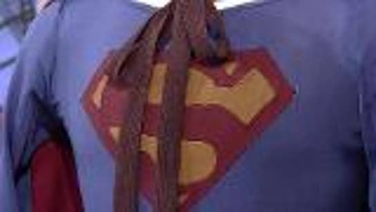 Christopher Reeve's Superman costume going up for auction