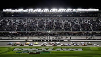 IBM's The Weather Company Marketing Head Michelle Boockoff-Bajdek on how the company's technology is helping NASCAR's Chevrolet Racing team.