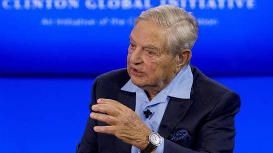 George Soros owns stake in Justify, Triple Crown contender