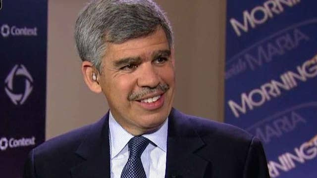 US is only economy that has real legs to it: Mohamed El-Erian