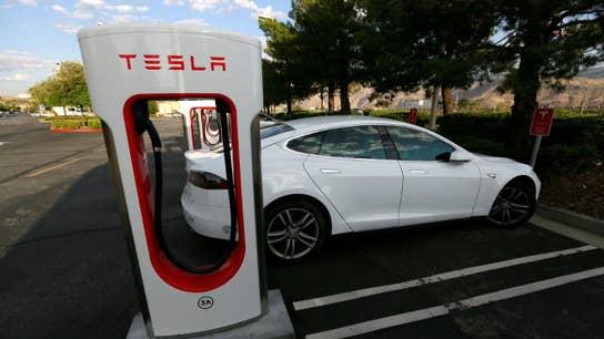 Tesla reportedly to halt California plant work