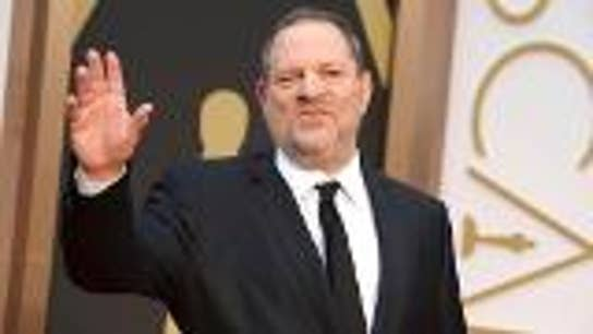 Harvey Weinstein turns himself in to NYC authorities