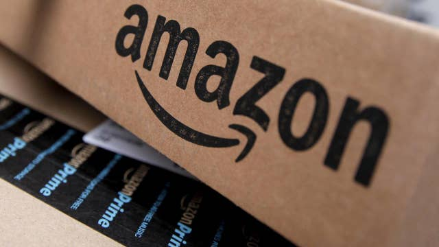 Amazon's growth hurt by surge in patriotism in where consumers shop?