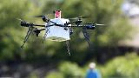 Criminals' increasing use of drones