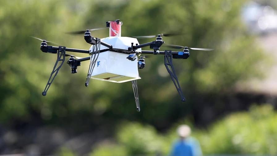 """""""The Drone Warrior"""" author Brett Velicovich on criminals' increasing use of drones and FBN's Susan Li on and the government's impact on regulations and innovations in drone technology."""
