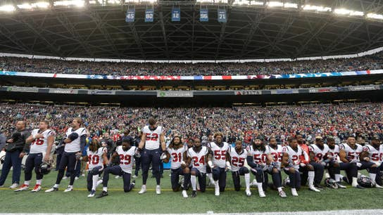 NFL anthem policy: petition asks Nike, Ford to cut ties with league