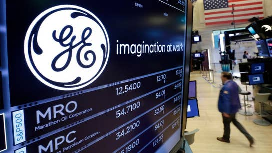 GE shares fall amid Gasparino's report about potential dividend cut