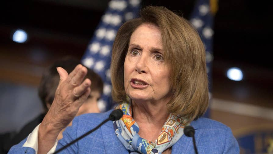 FBN's Kennedy on why House Minority Leader Nancy Pelosi (D-Calif.) may lose her position in the House.