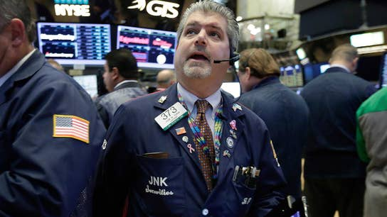Stocks were distracted by news from Washington: Charles Payne