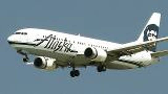 Alaska Airlines is going green