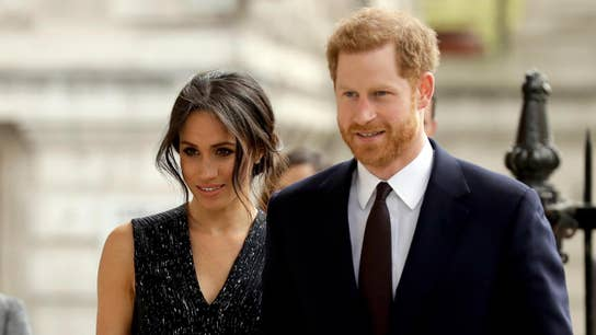 Meghan Markle to be walked down the aisle by Prince Charles