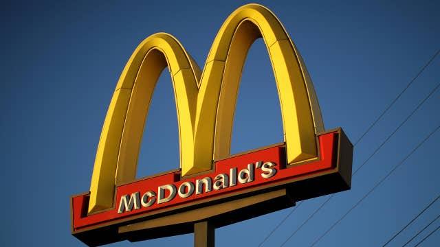 McDonald's is going high-tech