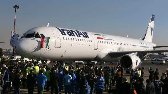 Why Trump's Iran sanctions will hurt Airbus more than Boeing