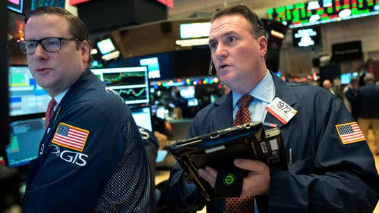 Dow snaps eight-day advance as Treasury yields rise