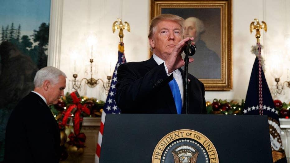 Trump demands DOJ probe
