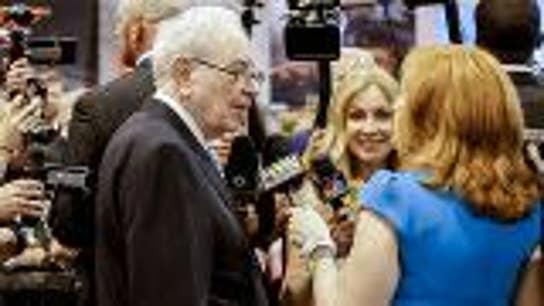 US should stay in Iran nuclear deal: Warren Buffett