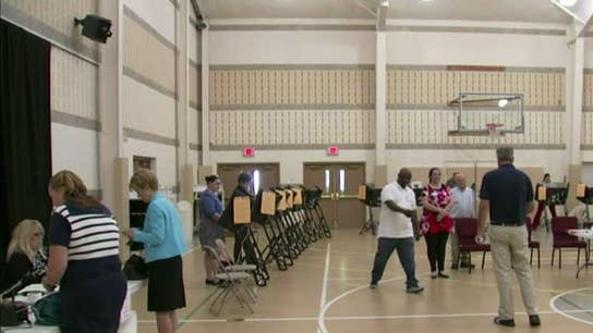 Ohio voters head to polls for primary day