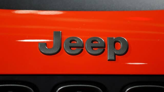 Jeep Liberty recall over a suspension problem