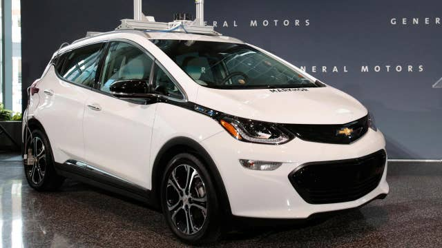 How does the Chevy Bolt stack up against Tesla's Model 3?