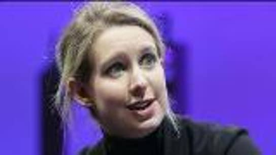 Theranos CEO Elizabeth Holmes stepping down
