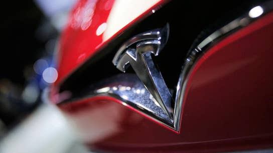 Tesla shares rise as Elon Musk rips short sellers