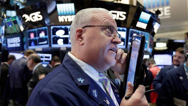 Stocks begin to bounce back despite trade war fears
