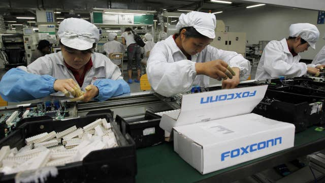 Foxconn's incentives to come to Wisconsin