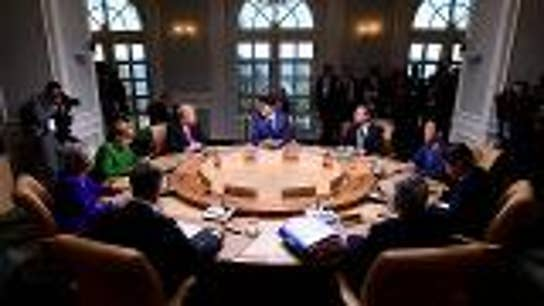Will Russia join future G7 meetings?