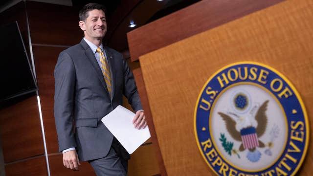 Does Paul Ryan want to pass Trump's agenda?