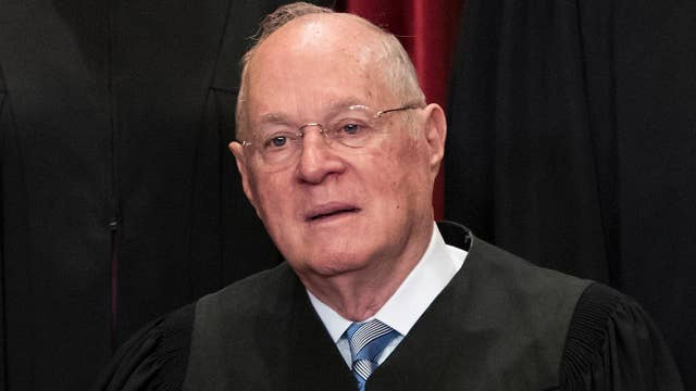 Justice Anthony Kennedy announces retirement