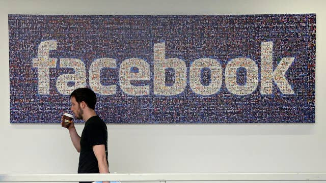 Facebook executives meet with GOP leaders on Capitol Hill