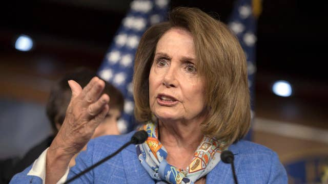 Pelosi calls for gun control legislation after Maryland newsroom shooting