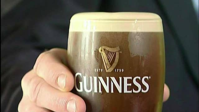 Guinness opening a brewery in U.S.