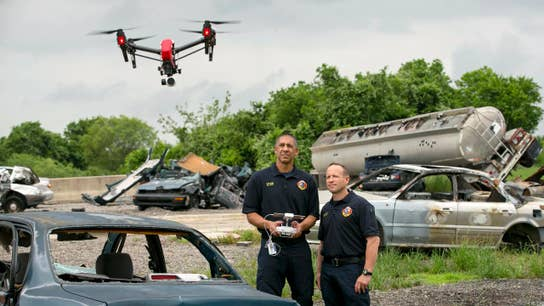 New partnership to produce police drones