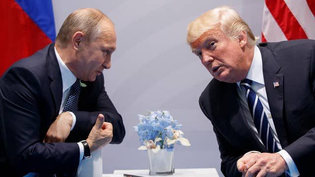 Is Syria Trump's biggest issue in summit with Putin?