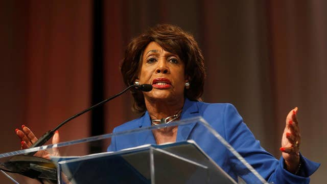 Maxine Waters calls on supporters to 'harass' Trump officials in public