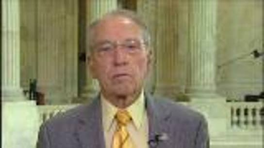 Mueller probe hasn't shown collusion: Sen. Chuck Grassley