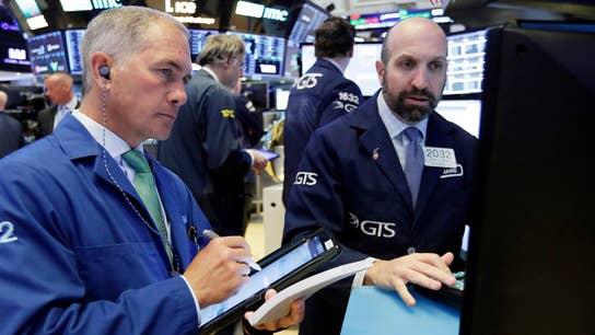 Stocks fall as US-China trade tensions escalate