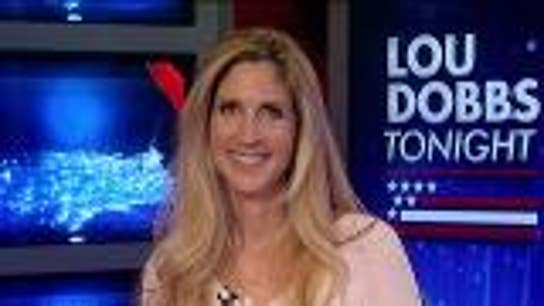 American workers don't want amnesty: Ann Coulter on immigration