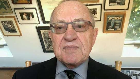 Dershowitz: Don't understand why FBI's Peter Strzok still has his job