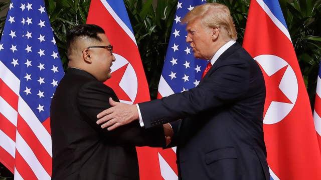 Majority approve of Trump's handling of North Korea: Poll