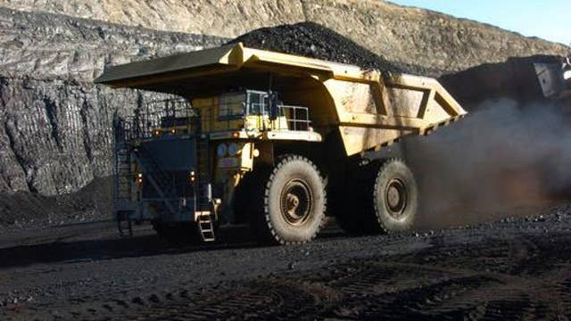 Gov. Justice on efforts to revitalize the coal industry