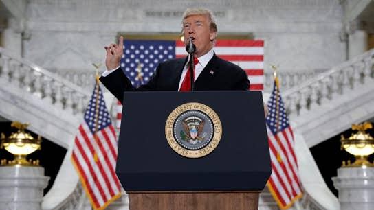 Trump: Instead of punishing entrepreneurship we are promoting it